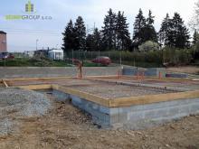Stavba rodinného domku v Masečíně 12