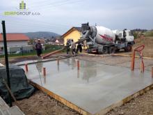 Stavba rodinného domku v Masečíně 14