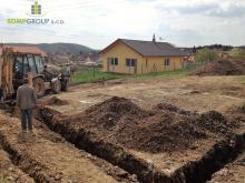 Stavba rodinného domku v Masečíně 2
