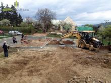 Stavba rodinného domku v Masečíně 8